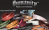 Humanity Bracelet Leather1