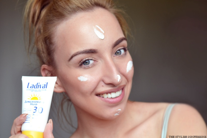 REVIEW   LADIVAL SUN PROTECTION FOR SENSITIVE SKIN