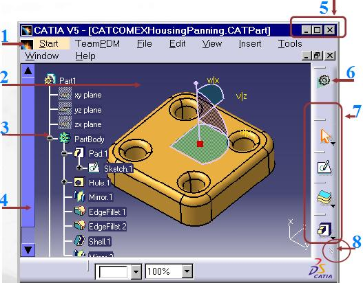 CATIA 3DEXPERIENCE - Dassault Syst mes 3D Software