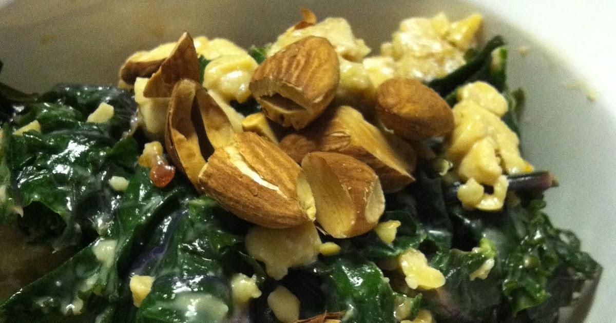 kale salad for thanksgiving