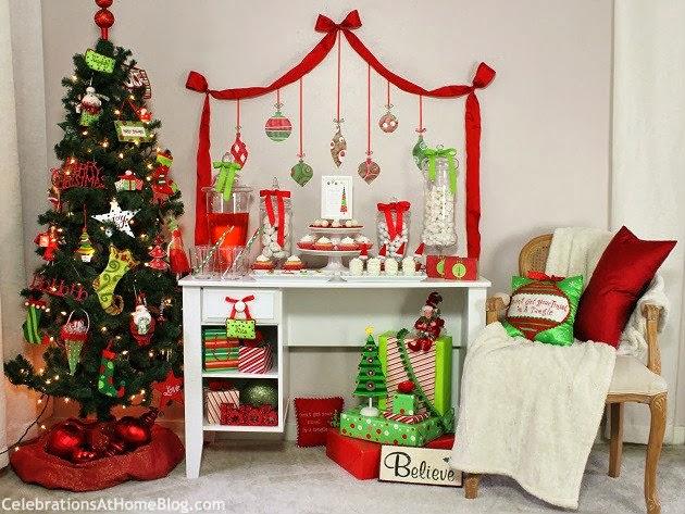 decoracao festa natal:TOC-TOC NA CUCA: Decoração natalina