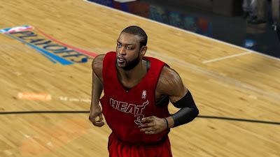 Best NBA 2K13 Dwyane Wade Mod