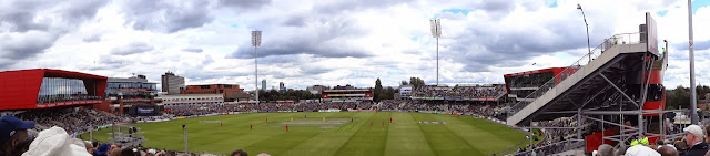 Cricket Match in UK