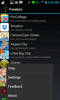 Download Freedom 1.0.7 APK Terbaru