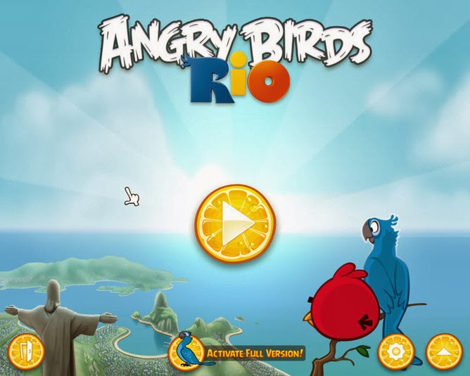 Angry Birds Rio Game - Download and Play Free Version!