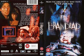 Carátula dvd: Tu madre se ha comido a mi perro (1992) (Braindead)