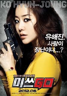 Ver online: Miss Conspirator (Miss Go / Misseu Go / 미쓰 GO) 2012