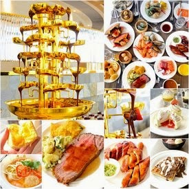 香港新自助餐:The Grand Buffet自助山