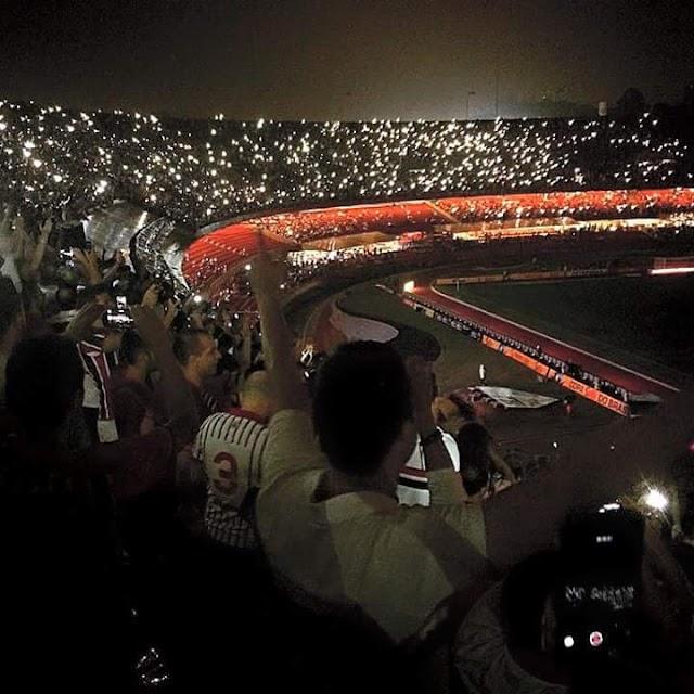 APAGÃO! Em casa, São Paulo é derrotado pelo Santos.