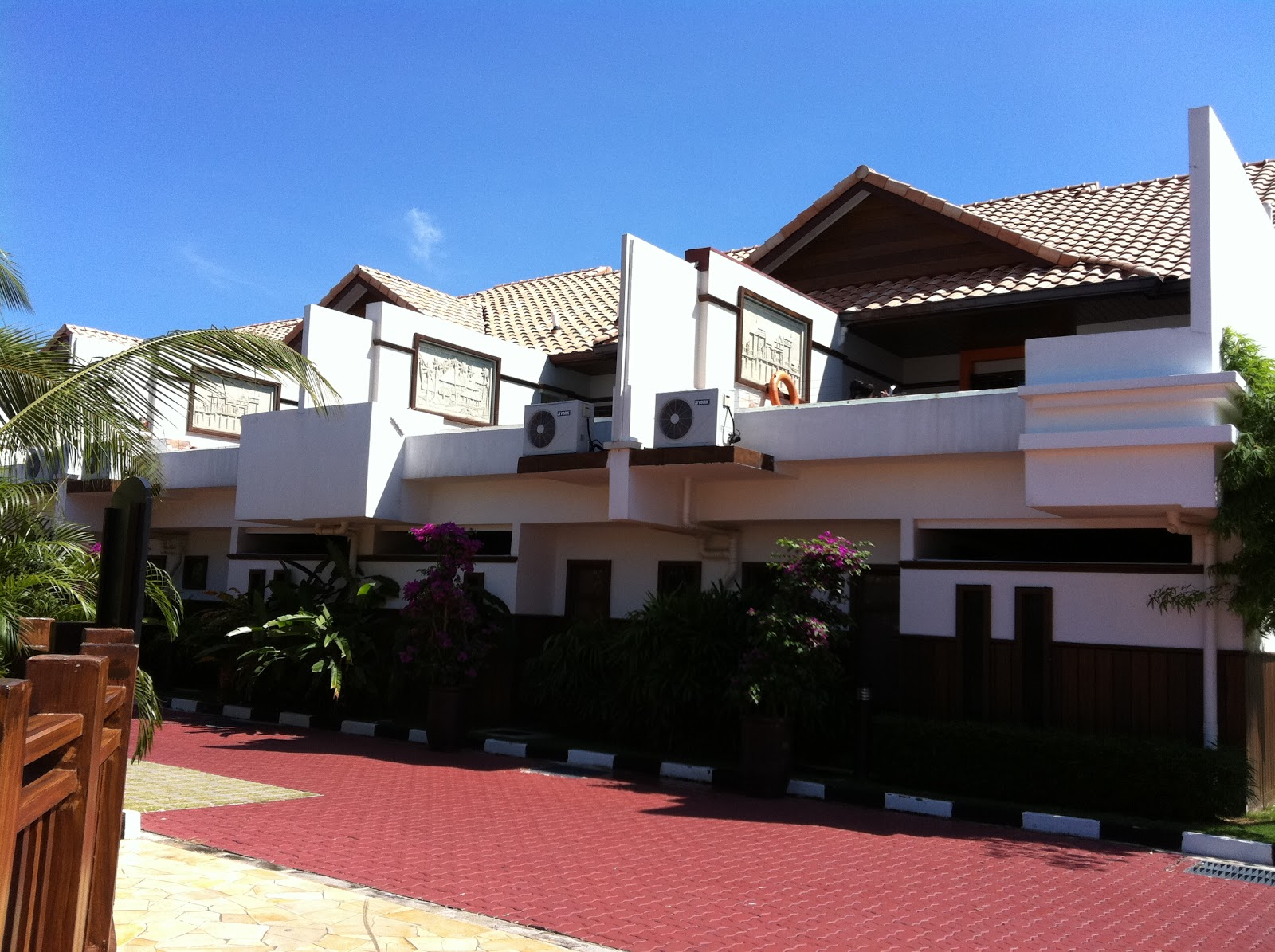 I c e recommented hotel in port dickson for Garden pool villa grand lexis