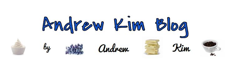 Andrew Kim Blog