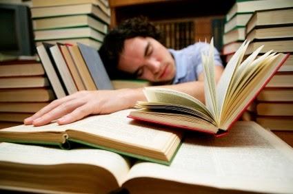 Tidur selepas Belajar bagus untuk Daya Ingatan