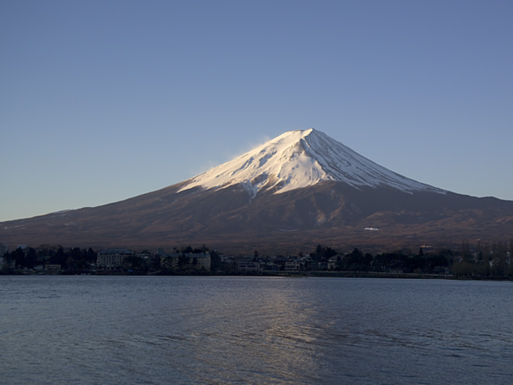 Thirty-six Views of Mt. Fuji: Fine Wind, Clear Morning