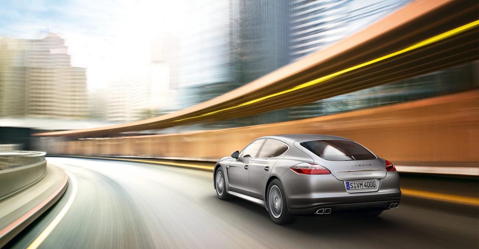 Auto Opinião: Porsche Panamera Turbo 2009 - Análise