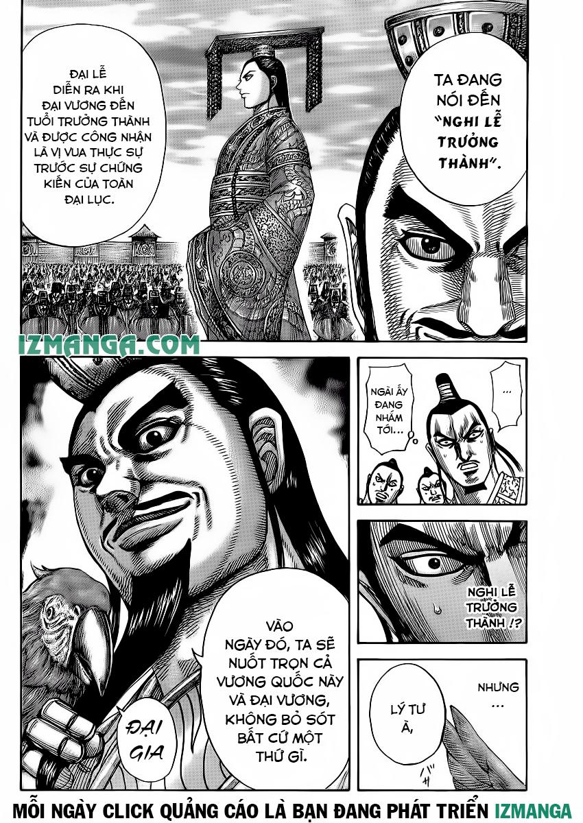 Kingdom – Vương Giả Thiên Hạ (Tổng Hợp) chap 367 page 17 - IZTruyenTranh.com