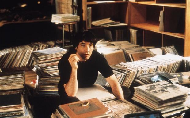 Libros, discos, películas. Esas cosas importan