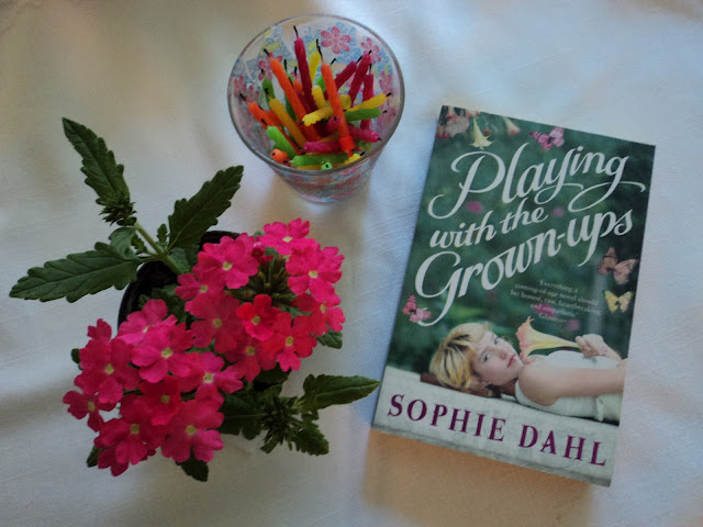 books sunday reading sophie dahl playing with the grown-ups