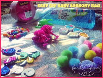 Baby Sensory Bag