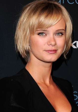 Bob Haircuts For Round Faces