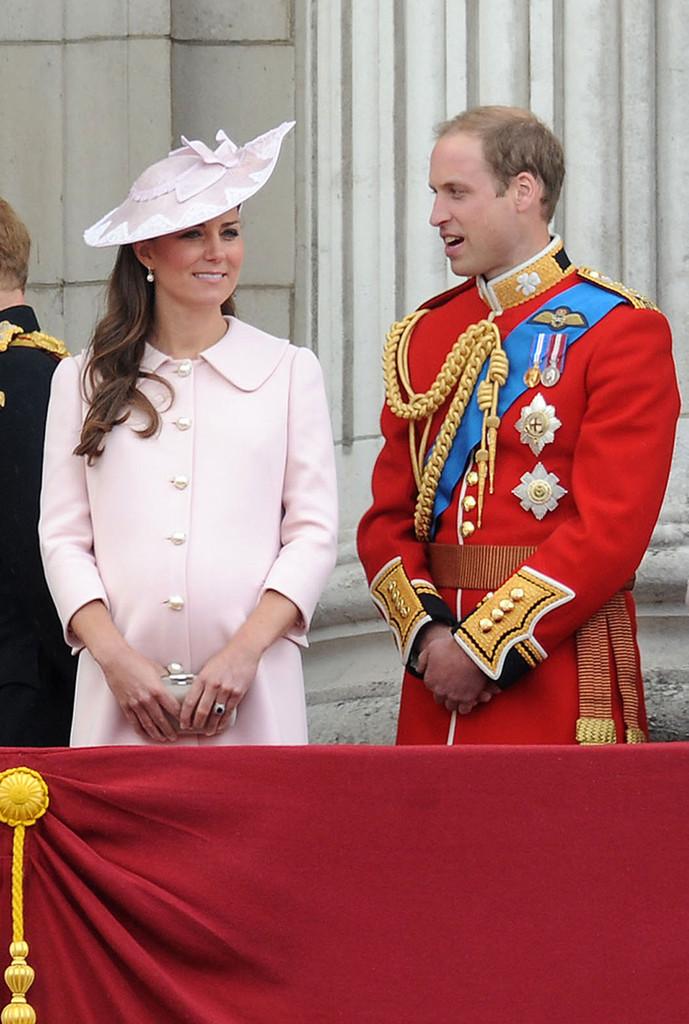 Pregnant Kate Middleton's Baby Bump Has Totally Popped ...