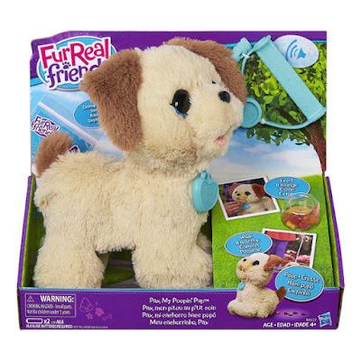 TOYS : JUGUETES  - FurReal Friends  Pax , Mi Cachorro Hace Popó : Perro | Mascota Electrónica  Pax My Poopin' Pup  Producto Oficial 2015 | Hasbro B3527 | A partir de 4 años  Comprar en Amazon España & buy Amazon USA