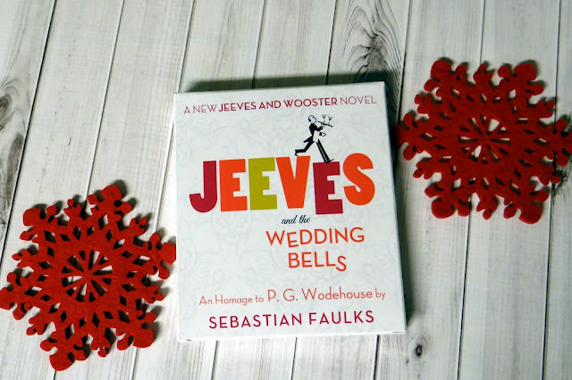 tenth day of book gifting | jeeves and the wedding bells