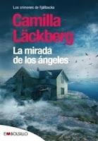 Ranking Mensual. Los 12 libros más vendidos. Número 12: La mirada de los ángeles, de Camila Lackberg.