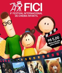 FICI - Festival de Cinema Infantil