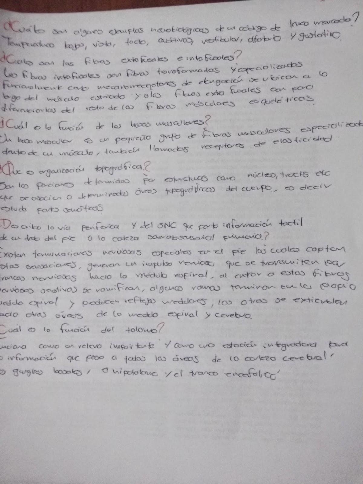 Fisiología General: 2014
