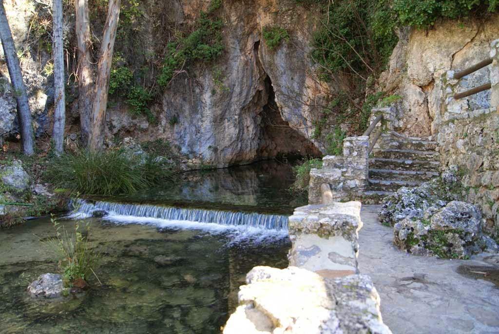 Nacimiento río Genal