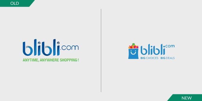 Logo Baru Blibli