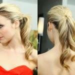 Engagement-Pony-Hairstyles-For-Medium-Long-Short-Hair-2014