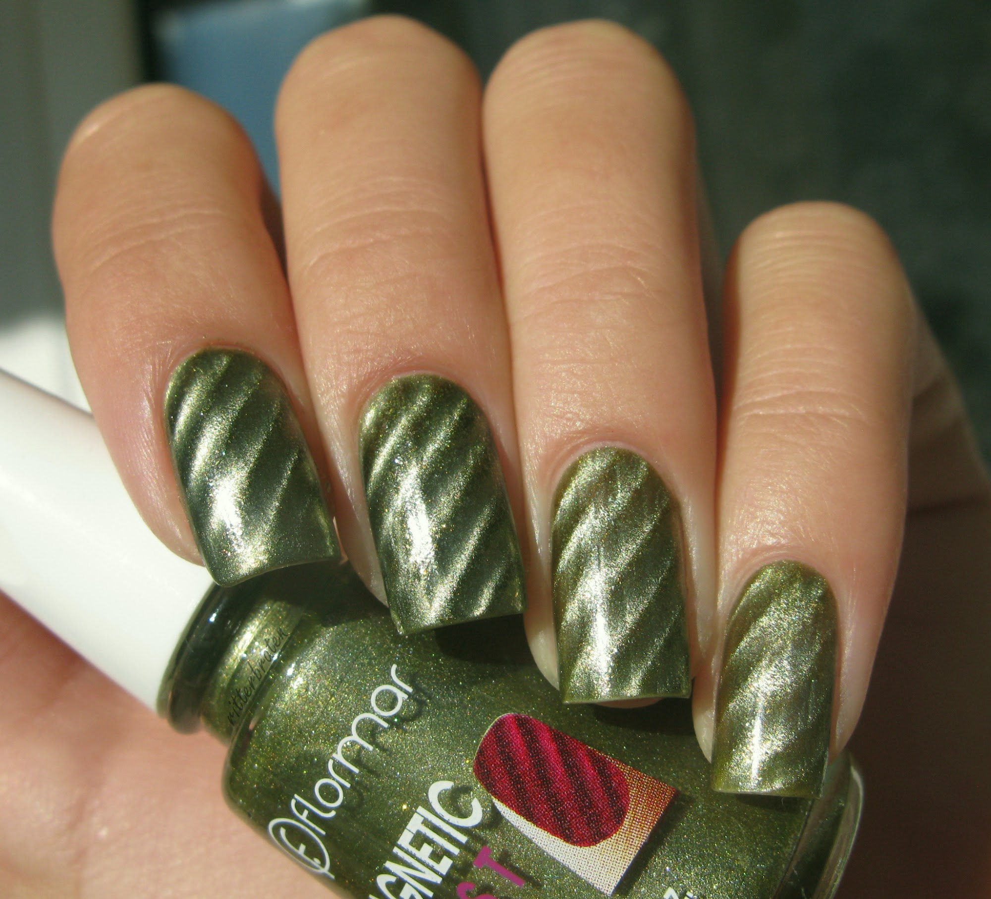 Flormar Magnetic Twist MG02