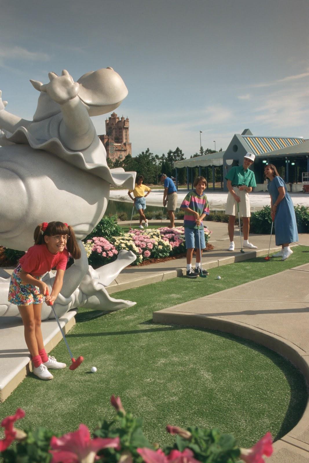 Magical Travel Blog Walt Disney World Miniature Golf