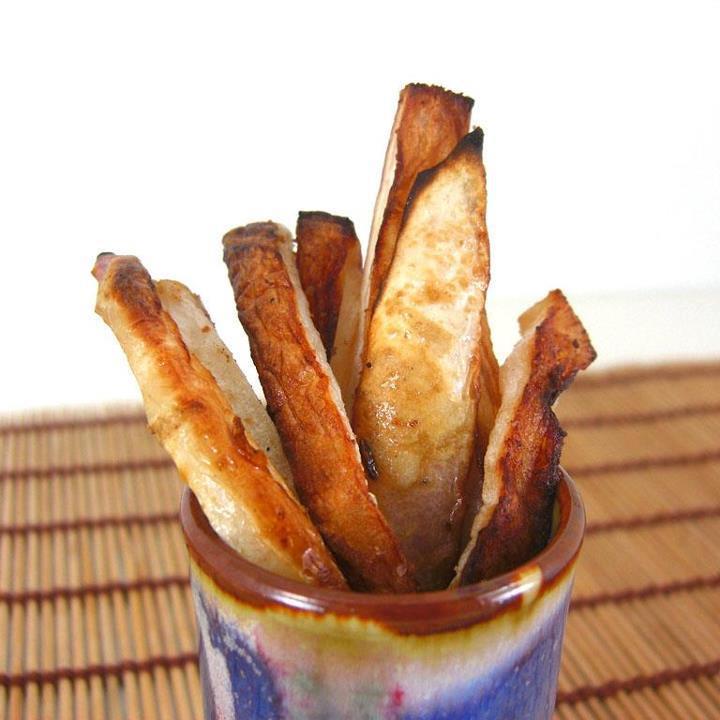 Turnip Home Fries Recipe — Dishmaps