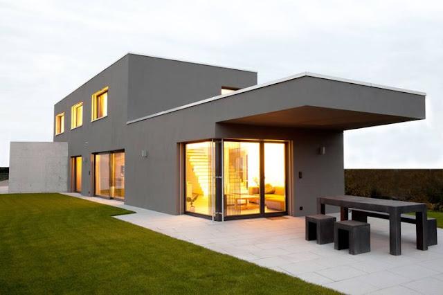 Hometrotter home style blog casa arredamento design - Architettura casa moderna ...
