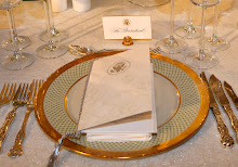 The State Dinner Menu