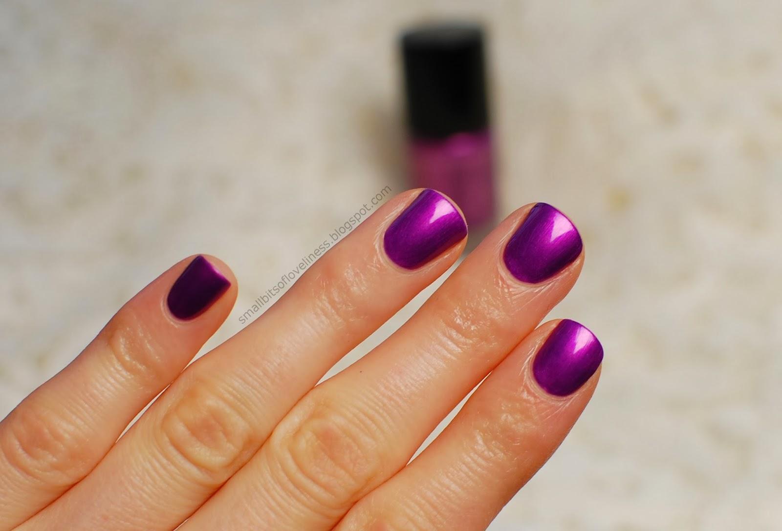 Catrice Nail polish Heavy Metallilac