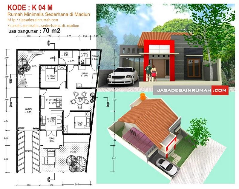 desain rumah minimalis sederhana 2015 abu syams