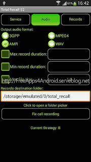 Call Recorder | Total Recall / Call Recorder Galaxy S2/S3/S4 / Total Recall | Galaxy Note Free Apps 4 Android