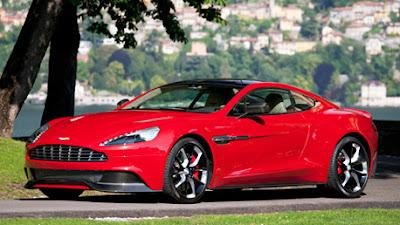 Aston Martin Debuts Concept at Villa d'Este