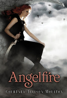 Book Review: Angelfire by Courtney Allison Moulton
