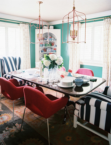 Mix And Match Your Dining Chairs And/or Make The Host And Hostess