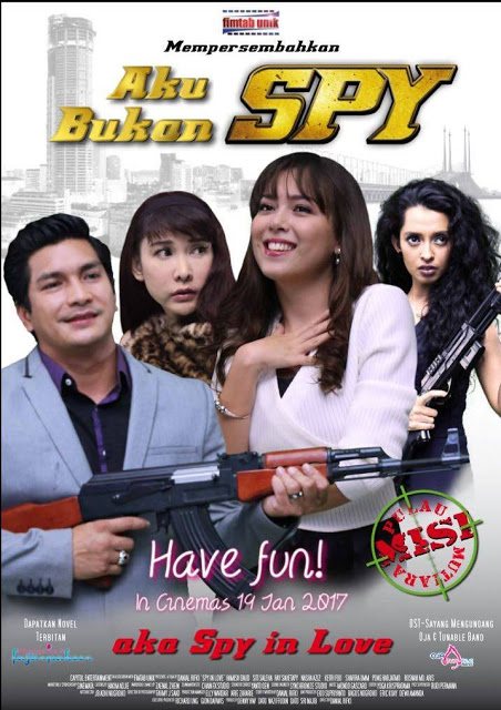 Image result for aku bukan spy