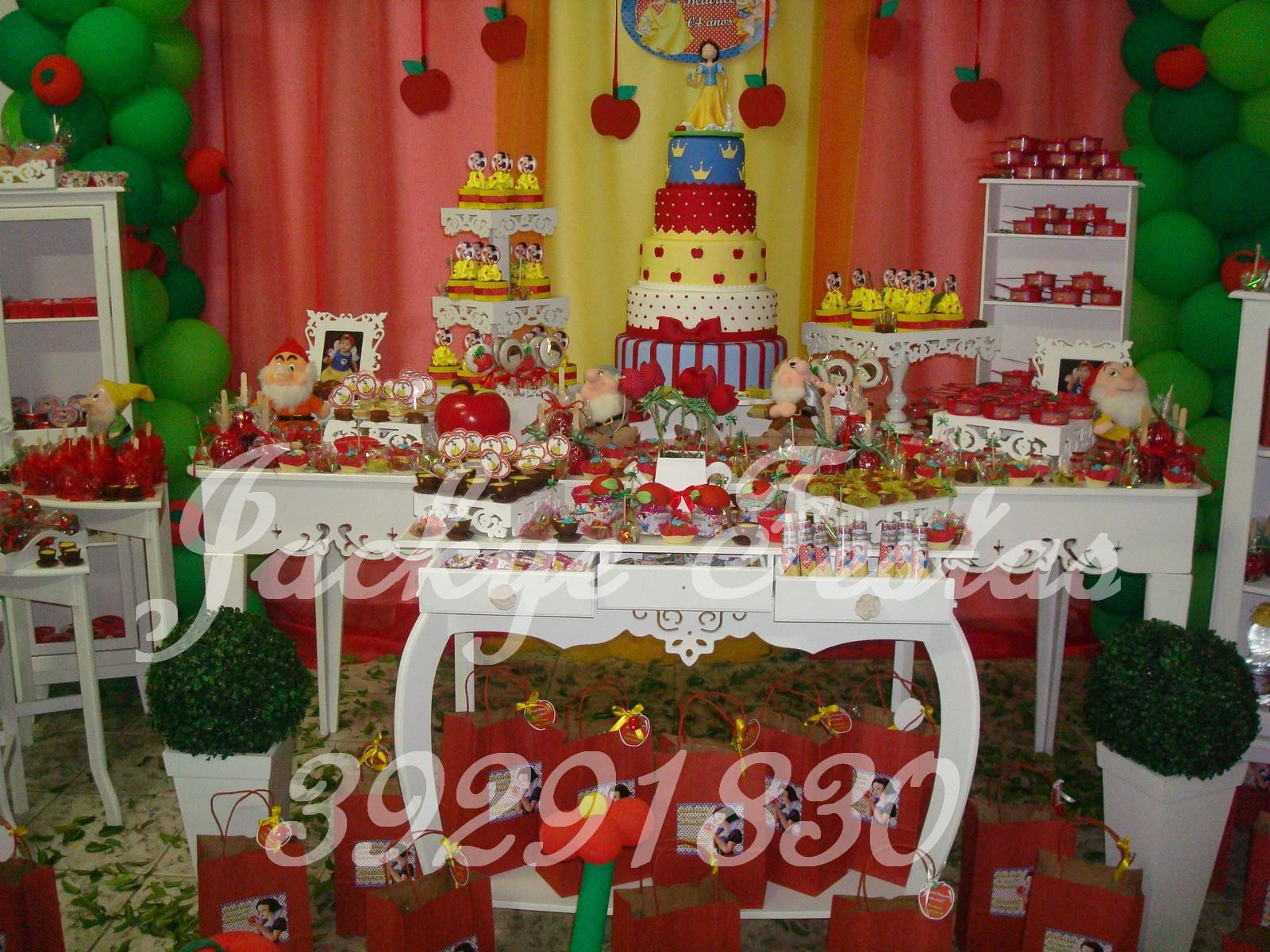 decoracao festa branca de neve provencal:Provencal Branca De Neve Decoracao Festa Provencal Branca De Neve