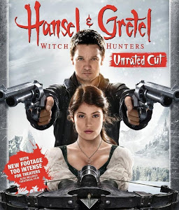 Poster Of Hansel & Gretel Witch Hunters (2013) In Hindi English Dual Audio 300MB Compressed Small Size Pc Movie Free Download Only At worldfree4u.com