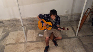 акустична китара, Денис Апов, ателие пластелин, atelie plastelin, концерт