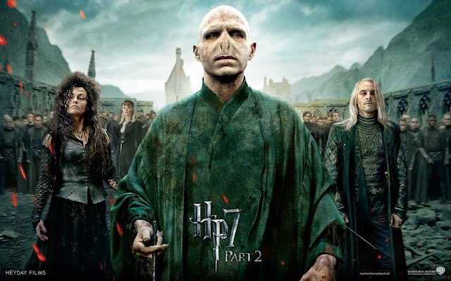 Harry Potter And The Deathly Hallows Part 2 Wallpaper 14