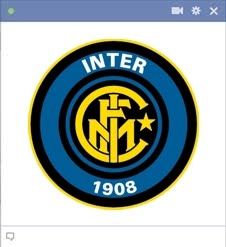 fc internazionale emoticon Kode Emoticon Chat Facebook Klub (Team) Sepakbola