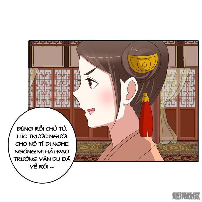 Thông Linh Phi Chap 122.5